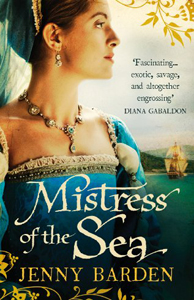 Mistress of the Sea paperback cover