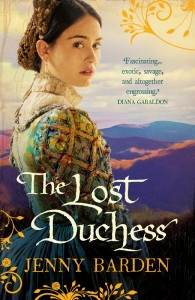 The Lost Duchess (520x800)