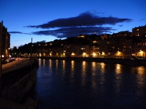 Croix-Rousse by night