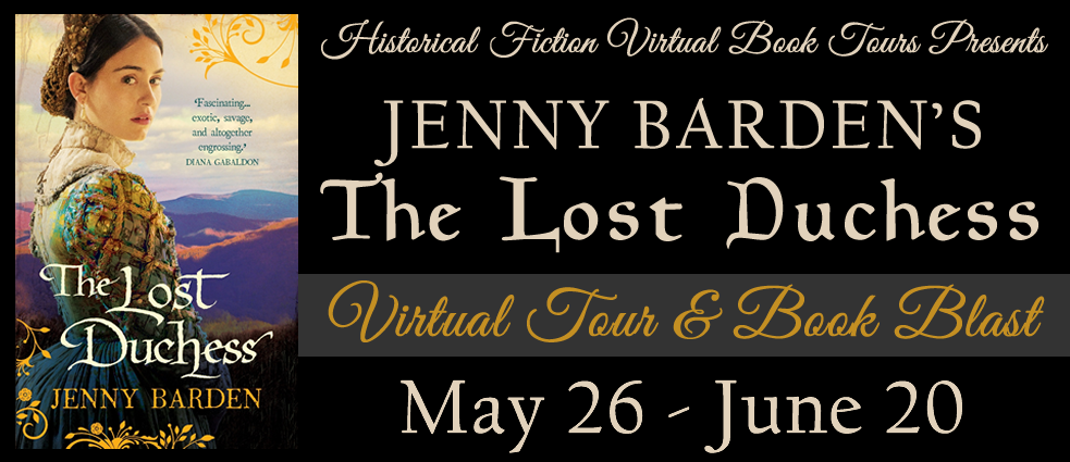 Jenny Barden S News Amp Blog The Lost Duchess border=